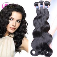 Wholesale Indian Hair Packaging - XBL Remy Human Hair Indian Weave Human Hair Three Bundles Body Wave Within One Package