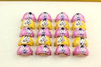 Wholesale Kids Bag Zebra - wholesale 500 Pcs Lot Mix New Party Gift Bag Fit zebra Kid Resin Rings Children Lovely Present #3