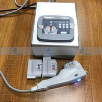 Wholesale Ultrasonic Facial Home - Mini HIFU Ultrasound Face Lift Skin Tightening Machine Portable Anti Aging Wrinkle Removal Ultrasonic Facial Beauty Salon Home Use Equipment