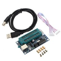 Wholesale PIC K150 ICSP Programmer USB Automatic Programming Develop Microcontroller USB ICSP cable
