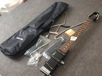 Wholesale Travel Electric Guitars - Wholesale-Ministar Caster electric guitar ,S-S-S pickups ,mini guitar , travel guitar,kroean parts including bigbag and parts