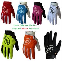 Wholesale Motocross Tld - MOTO GP Motorcycle Gloves Motocross Bike Cycling Gloves All The Same As TLD