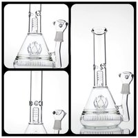 Wholesale Supporting Glasses - Bong glass bong water pipe oil rig grace glass water pipes for smoking factory direct sales support mixed batch