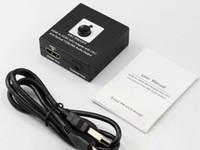 ingrosso arco 3d-Adattatore HDMI a HDMI ARC con uscita ottica ARC HDMI Convertitore audio ottico 4k Supporto CEC 3D 1080P DTS-HD / Dolby-trueHD