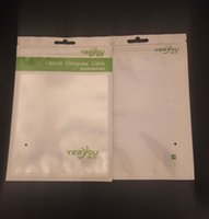 Wholesale High Quality Clear Pvc Bags - High Quality Clear white pearl Plastic Poly OPP packing zipper Zip lock Retail Packages Jewelry foods PVC plastic bag available