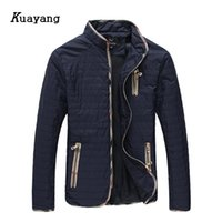 Wholesale Thin Breathable Coat - Wholesale- 2016 New Arrival Fashion Big Size Men Spring Jacket Casual Coat Thin Handsome Breathable Outdoors Outwear Y00270