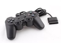 Wholesale Dual Joypad - PlayStation 2 Wired Gaming Controller Joypad Joysticks for PS2 Console Gamepad Dual Vibration PS2 controller