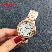 Wholesale Lady Watches Silver Gold - Titanium Watches Men Women Famous New Black Digital Watch Silicone Watch Straps Ladies Watches Silver Divers Watch Men Gold Diamond