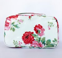 Wholesale Sale Off Cath king High Quality Lady MakeUp Pouch Cosmetic Make Up Bag Clutch Hanging Toiletries Travel Kit Jewelry Organizer Casual Purse