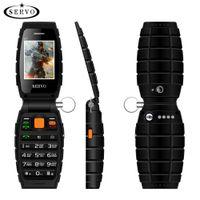 "Wholesale three sim cards - Three SIM Original cell Phone 2.4"" 3 SIM card 3 standby mobile phone unlocked Flashlight GPRS Power Bank"