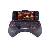2017 NEU Ipega PG-9025 Gaming Bluetooth Controller Gamepad Joystick für iPhone iPad Samsung HTC Moto Android Tablet PCS Schwarz / Weiß