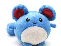 Wholesale Pokemon Christmas Plush - Anime Marill Poke Cute Kids Gift Toy Plush Doll
