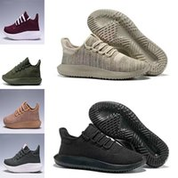 Wholesale Cheap Shoes Line - (With Box) Wholesale Cheap Tubular Shadow 3D Running Shoes Women Men 350 Boost Fly line Outdoor Sports High Quality Knit Sneakers Size 5-10