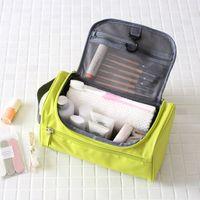 ce021b39ad1 Saco de higiene pessoal para sacos de cosméticos para viagem a prova de  água para homens
