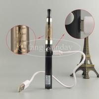 Wholesale Ego Kit Set Ce4 - Updated eGo CE-4 Blister Pack Set 510 Thread Battery 650 900 mah UGO V2 1.6ml CE4 Clearomizer E Cigarette Kit