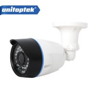 Wholesale Outdoor Cctv Camera Iphone - HD 720P 1.0MP Bullet IP Camera Onvif Outdoor IR Night Vision H.265 2MP 1080P CCTV Security Camera Android iPhone XMEye Unitoptek