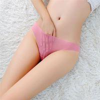 Wholesale Lady C Bikini - Seamless G-string G string Bikini intim C T-back Ultra-thin Women's Panties Ladies Underwear Thongs Knickers Sexy Lingerie