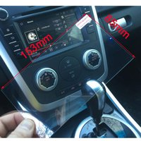 Wholesale Mp4 Glasses - Tempered Glass for 7 inch tablet MP3 MP4 Car GPS Video DVD only for LCD area