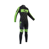 Wholesale Mens Outdoor Clothing Wholesale - 2017 Wholesale Vihir Mens Breathable Quick-Dry Long Sleeve Cycling Jerseys Outdoor Ciclismo Autumn Breathable Racing Clothing Plus Size 3XL