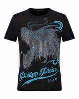 Wholesale Dragon Skull T Shirts - 2017 Hot Mens t-shirts Dragon & Diamonds 3D Printed Cotton t shirts HOMME Short-Sleeved Shirt Male Tee Shirts Coats