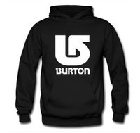 Wholesale Natural Skateboard - 2017 Hot Sales Spring & Autumn Sports Sweater BURTON Skateboard hip hop Casual Long Sleeve Hoodies Sweatshirts