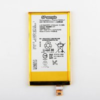 Wholesale Battery For Xperia Mini - New Rechargeable Li-Polymer Battery For Sony Xperia Z5 Compact Z5C Z5 mini E5823 LIS1594ERPC 2700mAh Batterie Batteria
