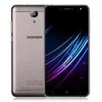 Wholesale android x7 - Original Doogee X7 Pro 6.0 inch Android 6.0 Smartphone 2GB 16GB MTK6737 Quad Core OTG 4G FDD-LTE 1.3GHz 13.0MP Mobile Phone