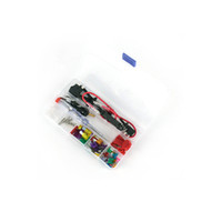 adaptador agregar al por mayor-12v Car add-a-circuit blade Fusible Adaptador TAP ATM APS ATT Blade Fuse Holder con línea de electrodo negativo, fusible 30pcs, extractor de fusibles, pinza de alambre, w