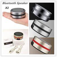 x1 destek toptan satış-X1 Bluetooth Hoparlör Mini Kablosuz Bleutooth Hoparlör Desteği TF Kart Çağrı Fonksiyonu Handfree Perakende Kutusu Ile