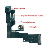 Wholesale New High Quality iphone G Front Small Camera Facetime Facing Proximity Sensor Ribbon Flex Cable Replacement C5