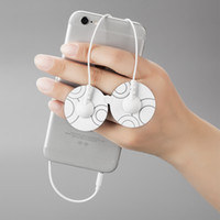 Wholesale pulse massager electronic tens therapy resale online - Hwato e Tens Smartphone massager low frequency chinese meridian therapy pulse meridian mini micro electronic point massager