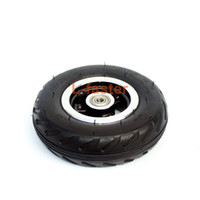 usar hub al por mayor-Rueda de neumático de inflado 6X2 Uso Neumático de aleación de 6