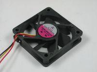 Wholesale 12v bi pin resale online - For BI Sonic SP601512H DC V A wire pin x60x10mm Server Square fan