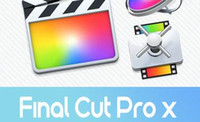 Wholesale Cutting System - Final, Cut, Pro, X, for, Mac video editing, editing, FCPX, English, Chinese software