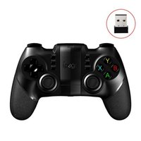 Wholesale Ipad Joypad - Ipega Game Controller Gamepad Best Bluetooth Joystick Joypad PG-9076 with 2.4G Dongle for PS3 Android Cell phone iPhone iPad PC Tablet TV
