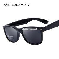 Wholesale dhgate branded sunglasses for sale - Group buy dhgate Fashion Polarized Sunglasses Men Brand Designer Classic Mens Retro Rivet Shades Sun glasses UV400 S
