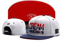 Wholesale Money Hats - 2017 New Fashion Cayler & Sons CREAN GET THE MONEY Baseball Caps Adjustable Unisex Snapback gorras bones Causal Hip Hop Hats For Men