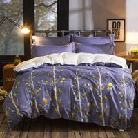 Wholesale Queen Suite - A variety of style optional fashion printing bed quilt cover the pillowcase four sheet type four bed is tasted suite