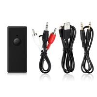 Wholesale Tv Bluetooth Transmitter Adapter - BLS-TX8 DC 5V Bluetooth 3.0 + EDR Class2 Interface 3.5mm Audio Music 3.5mm Transmitter Adapter for TV PC MP3 CD Player Speaker Headset