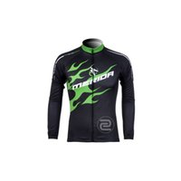 Wholesale cycling merida long - 2017 Newest Pro Team Merida Cycling Clothing Men Women long Sleeve tops Cycling Jersey bike clothes mtb bicycle maillot ropa ciclismo D0813