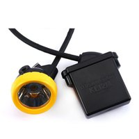Nuova lampada ricaricabile al litio KL12M LED Miner Cap Lampada da tavolo Super Bright USB Charging Hiking Headlamp