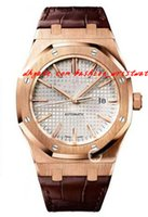 Wholesale Mens Automatic 18k Rose Gold - Fashion Luxury Watches 18K ROSE GOLD 41MM OR.OO.D002CR.01 BRAND NEW Automatic Mens Watch Men Watches Men's Watch Top Quality