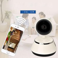 Wholesale Cut Monitor - Home Security IR Cut Night Vision IP Camera Wireless Surveillance Wifi 720P CCTV Camera Baby Monitor 32GB 64GB Memory TF card
