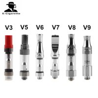 Wholesale Max V9 - Authentic iTsuwa Liberty V3 V5 V6 V7 V8 V9 Tank 0.5ml 1.6ohm Dual Coil iTsuwa Atomizer for iTsuwa Max Battery 2223010
