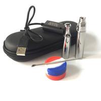 mejor atomizador de humo al por mayor-Wax Mod Wax Vape Pen Puffco Pro Vaporizador Skillet Wax Smoking Pipe Atomizer Mejor E-Cig Vaporizador