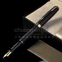 Wholesale Free Business Stationery - Free Shipping Business Contract Fountain Pen Parker Office Pen Stationery Suppliers