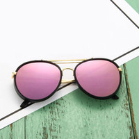 Wholesale spring and summer new children sunglasses trend baby sunglasses men and women sunglasses