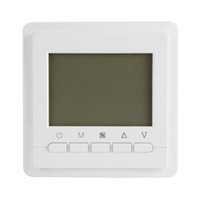 Wholesale Room Thermostats - Programmable Thermostat Digital Floor Heating Room Air Warm Controller BI635