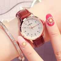 Wholesale Cute Rubber Watches - women's lovely cute watch fashion brand casual waterproof watch high quality