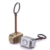 """Wholesale Kid Custome - 8"""" 20cm Thor's The Avengers Thor's Hammer Toys Thor Custome Cosplay Hammer Gifts For Kids"""